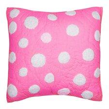 Iman Cotton Throw Pillow