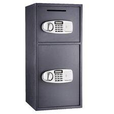 Suredrop Digital Deluxe Double Electronic Lock Depository Safe