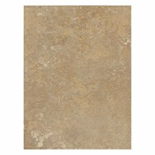 Sandalo 9'' x 12'' Ceramic Field Tile in Raffia Noce