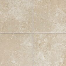 Sandalo 6'' x 6'' Ceramic Field Tile in Serene White
