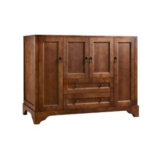 Milano 48 Bathroom Vanity Cabinet Base in Colonial Cherry by Ronbow