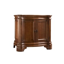 Le Manns 36 Bathroom Vanity Cabinet Base in Colonial Cherry by Ronbow