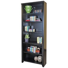 Tribeca Loft 84 Standard Bookcase by kathy ireland Home by Martin Furniture