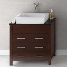 Kali 31 Single Bathroom Vanity Set by Ronbow