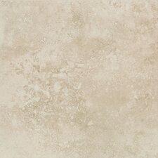 "Mirador 13"" x 13"" Porcelain Field Tile in Ivory Cream"
