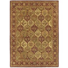 Traditions Baktarri Brick Red Rug