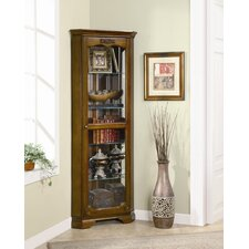 Eliot Corner Curio Cabinet