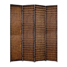 Albata 84 x 84 4 Panel Room Divider by Screen Gems