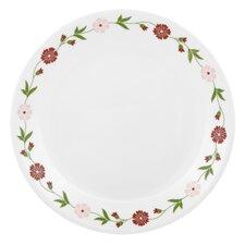 "Livingware 10.25"" Spring Pink Dinner Plate (Set of 6)"