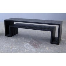Open Form Coffee Table by Jeb Jones