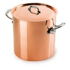M'Heritage Stock Pot with Lid