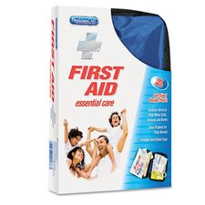 Physicianscare Soft-Sided First Aid Kit For Up To 25 People, Contains 195 Pieces