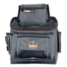 Arsenal 11-Pocket Tool and Fastener Pouch
