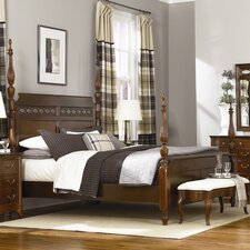 Cherry Grove New Generation Four poster Bed