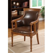 Kirkless Leatherette Executive Armchair