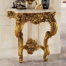 Madame Antoinette Wall Console Table by Design Toscano
