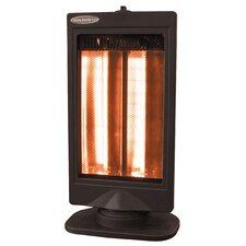 800 Watt Portable Electric Radiant Panel Heater