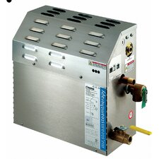 5 kW Steam Generator with Integrated Time Cutoff by Mr. Steam