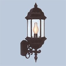 Boulevard 1-Light Outdoor Sconce