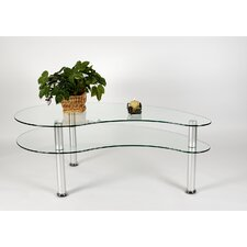2-Tier Freeform Coffee Table by Tier One Designs