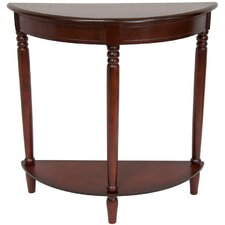 Half Round Console Table by Oriental Furniture
