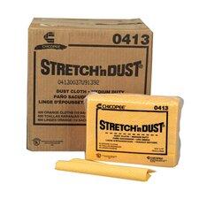 """12.6"""" Stretch 'n Dust Cloth in Yellow"""