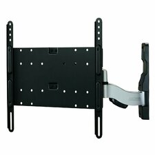 """Invisible XL Ultra Slim Articulating Arm/Tilt/Swivel Wall Mount for 26"""" - 52"""" LED"""