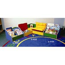 Reading Corner Big Book Kinder Box in Beech