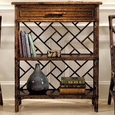 Chippendale 33 Accent Shelves Bookcase by David Francis Furniture