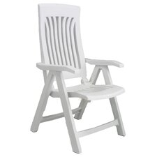 Flora Folding Dining Arm Chair