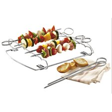 7 Piece Barbecue Set