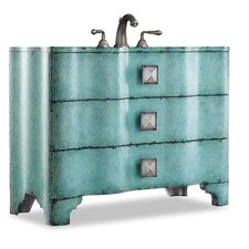 Designer Series 44 Single Chambers Chest Bathroom Vanity Set by Cole + Company