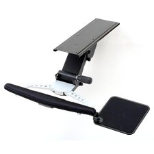 "7.9"" H x 26.8"" W Desk Keyboard Platform"