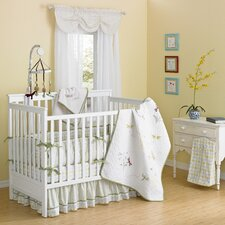 Zen Garden 10 Piece Crib Bedding Set