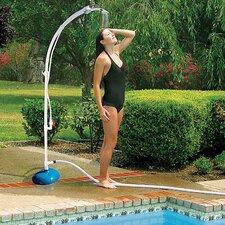Poolside Freestanding Outdoor Shower