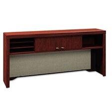 """65.25"""" H x 60"""" W Desk Hutch"""