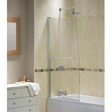 AQUA 5 150cm x 80cm Bath Screen