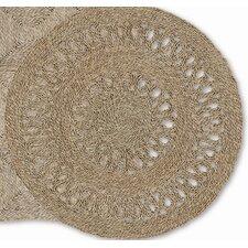 Circular Seagrass Doormat