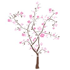 Deco 105 Piece Spring Blossom Giant Wall Decal