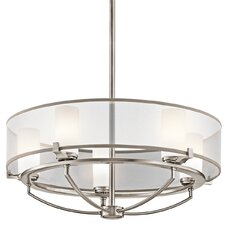 Saldana 5-Light Drum Chandelier
