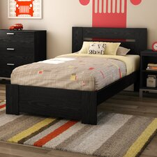 Flexible Twin Panel Customizable Bedroom Set by South Shore