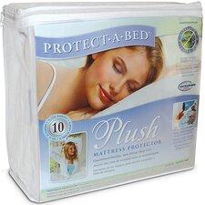 Plush Hypoallergenic and Waterproof Mattress Protector