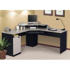 Hampton L-Shape Executive Desk
