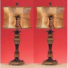 "Michelle 26"" Table Lamp Set (Set of 2)"
