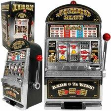 Jumbo Slot Machine Bank - Replication