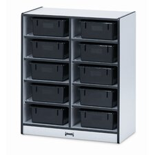 10 Compartment Cubby by Jonti-Craft