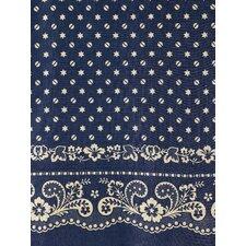 Bandana Cotton Shower Curtain