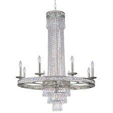 Mercer 12-Light Crystal Chandelier
