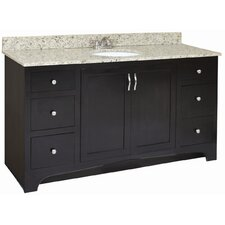 Ventura 61 Single Bathroom Vanity by Design House