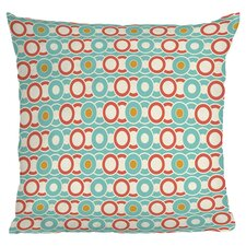 Heather Dutton Ring a Ding Outdoor Throw Pillow by DENY Designs